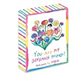 Sark: You Are My Gorgeous Friend Note Card Box Set by SARK