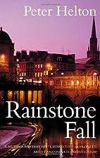 Rainstone Fall by Peter Helton