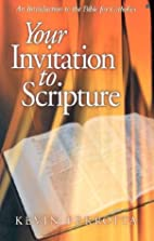 Your Invitation to Scripture: An…