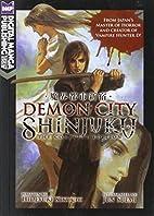 Demon City Shinjuku: The Complete Edition…