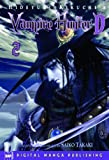 Kikuchi, Hideyuki: Hideyuki Kikuchi's Vampire Hunter D Manga, Vol. 2 (Vampire Hunter D Graphic Novel) (v. 2)