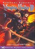 Acheter Vampire Hunter D volume 3 sur Amazon
