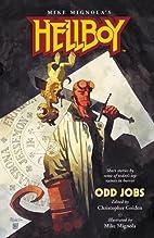 Hellboy: Odd Jobs by Mike Mignola