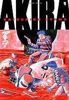 Akira by Katsuhiro Ōtomo