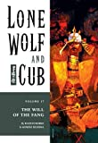 Kazuo Koike: Lone Wolf and Cub, Volume 17: The Will of the Fang