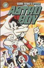 Astro Boy, Volume 2 by Osamu Tezuka