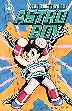 Astro Boy, Volume 20 by Osamu Tezuka