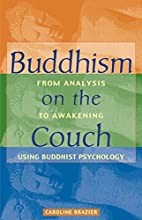 Buddhism on the Couch: From Analysis to…