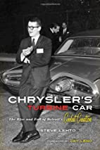 Chrysler's turbine car : the rise and fall…