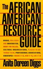 African American Resource Guide by Anita…