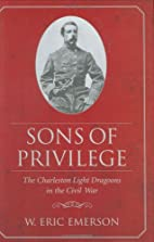 Sons of Privilege: The Charleston Light…