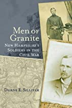 Men of Granite: New Hampshire's…
