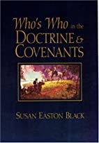 Who's Who in the Doctrine & Covenants…