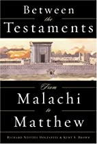 Between the Testaments: From Malachi to…