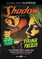 The Shadow: Strange Puzzles by William Nadel
