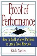 Proof of Performance: How to Build a Career…
