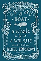 A Boat, a Whale & a Walrus: Menus and…