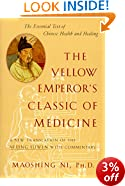 The Yellow Emperor's Classic of Medicine