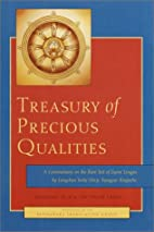 Treasury of Precious Qualities: A Commentary…