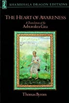 The Heart of Awareness: A Translation of the…