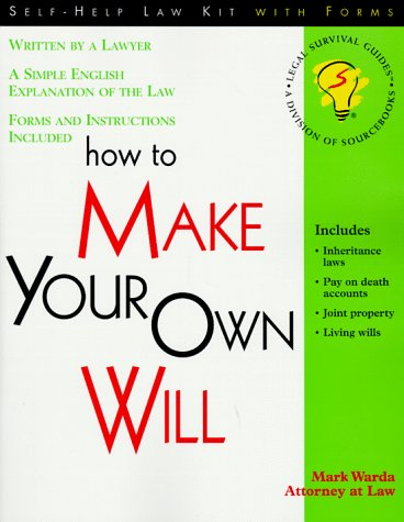 how-to-make-your-own-will-with-forms-self-help-law-kit-with-forms