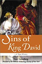 The Sins of King David: A New History by…