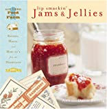 Butler, David: Lip Smackin&#39; Jams &amp; Jellies: Recipes, Hints and How To&#39;s from the Heartland