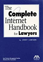The Complete Internet Handbook for Lawyers…