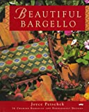 Petschek, Joyce: Beautiful Bargello: 25 Charted Bargello and Needlepoint Designs