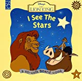 Parent, Nancy: The Lion King: I See the Stars (A So-Soft Board Book)