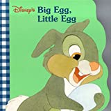 Zoehfeld, Kathleen Weidner: Disney&#39;s Big Egg, Little Egg