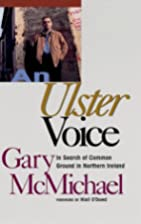 Ulster Voice, An by Gary McMichael
