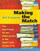 Making the Match: The Right Book for the…