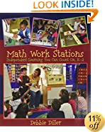 Math Work Stations: Independent Learning You Can Count On, K-2