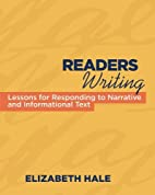 Readers Writing: Strategy Lessons for…