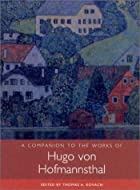 A Companion to the Works of Hugo von&hellip;