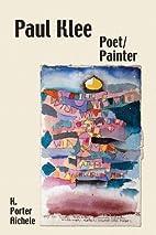 Paul Klee, Poet/Painter (Studies in German…