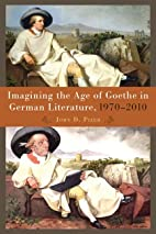 Imagining the age of Goethe in German…