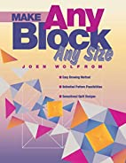 Make Any Block Any Size: Easy Drawing…