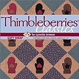 "Jensen, Lynette: Thimbleberries Classics Gift Wrap (Winning quilt patterns as gift wrap ""books"")"