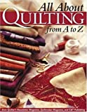 [???]: All About Quilting from A to Z