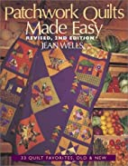 Patchwork Quilts Made Easy: 33 Quilt…