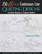 250 MORE Continuous-Line Quilting Design by…