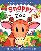 Snappy Little Zoo : Find Out Who is at the…