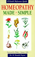 Homeopathy Made Simple: A Quick Reference…