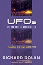 UFOs and the National Security State:…