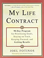 My Life Contract: 90-Day Program for…