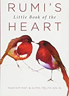 Rumi's Little Book of the Heart by Maryam…