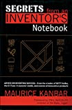 Kanbar, Maurice: Secrets from an Inventor's Notebook