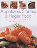 Ingram, Christine: Appetizers, Starters & Finger Food